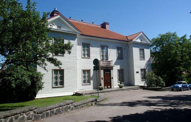 Музей Маннергейма, Хельсинки