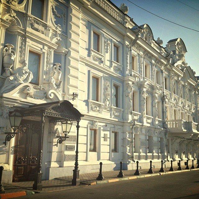 Усадьба Рукавишниковых, Нижний Новогород