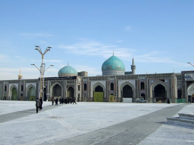 Мешхед, Иран