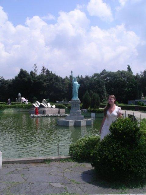 Парк Миниатюр, остров Чеджу, Южная Корея