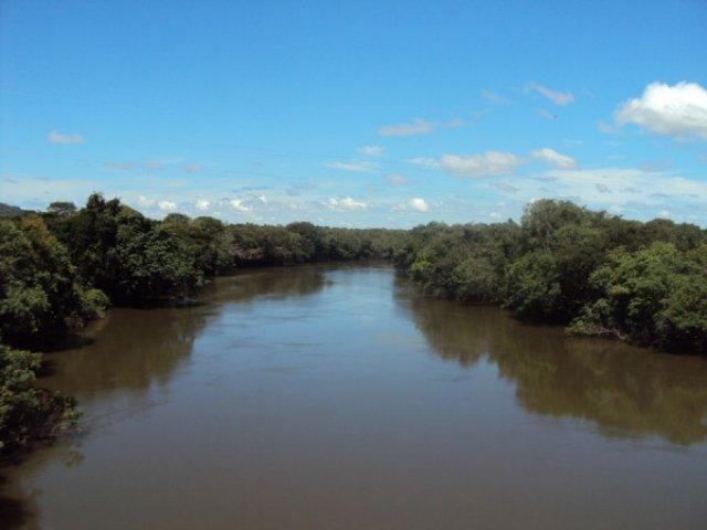 Речка в Венесуэле