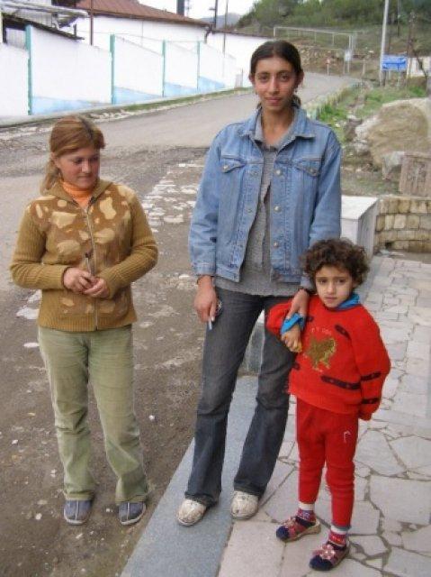 Карабахские дети