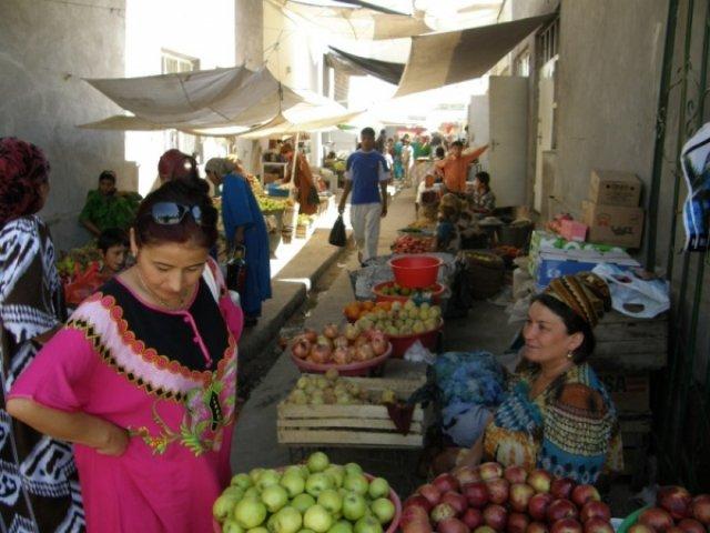 Кулябский базар