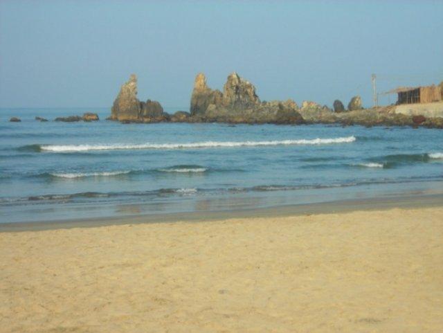 Пляж Арамболь, Индия