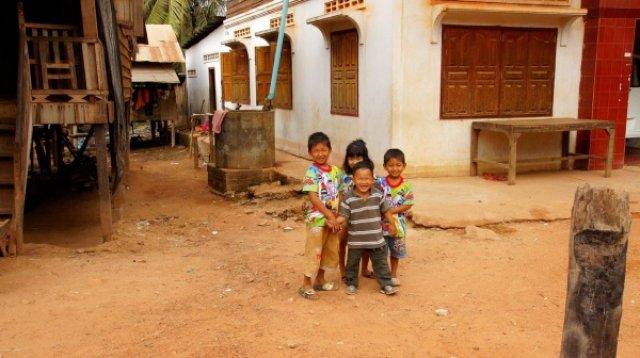 Радоваться жизни можно и в Камбодже