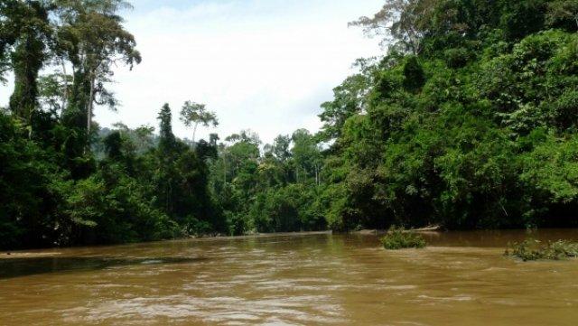 Река Тахань