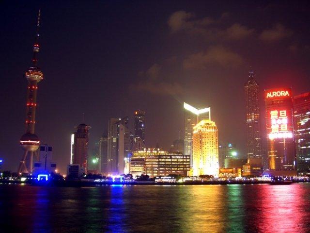 Шанхай, Китай