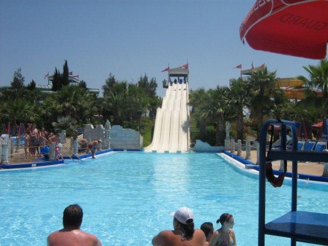 Бассейн отеля Ларко, Ларнака, Кипр