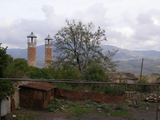 Минареты малой мечети