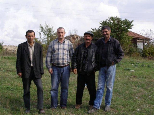 Я и карабахцы