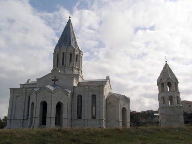 Церковь в Шуши