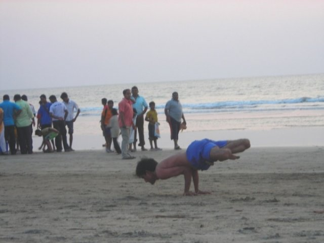 Йог, Индия