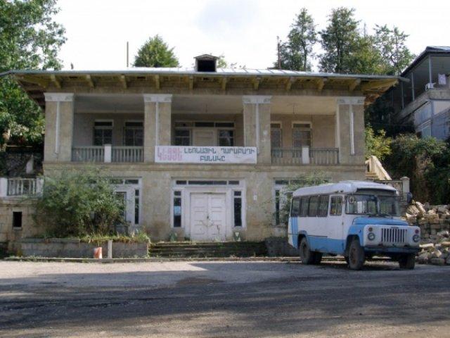Да здравствует Карабахская Армия освободительница