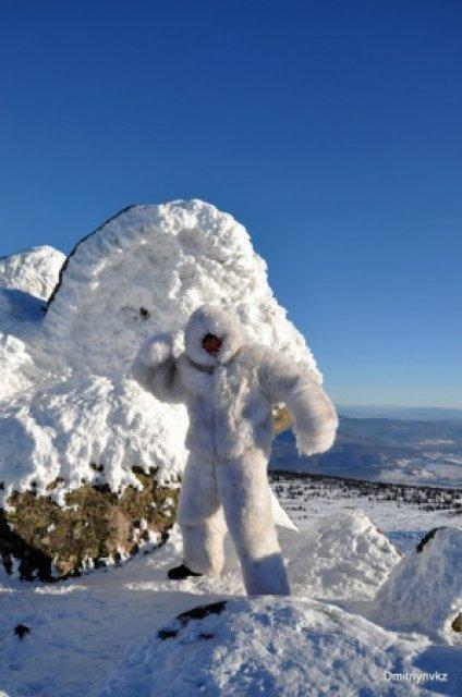 Йети - снежный человек
