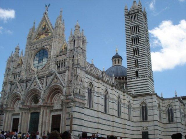 Кафедральный собор, Сиена, Италия