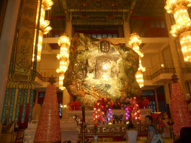 Храм Нефритового Будды, Сюань, Китай
