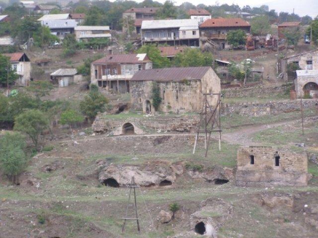 Село Кёрес