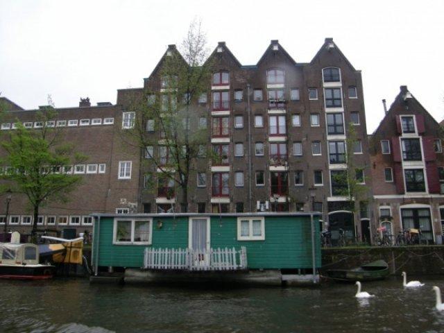 Амстердам с воды