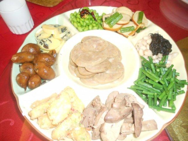 Блюда китайской кухни