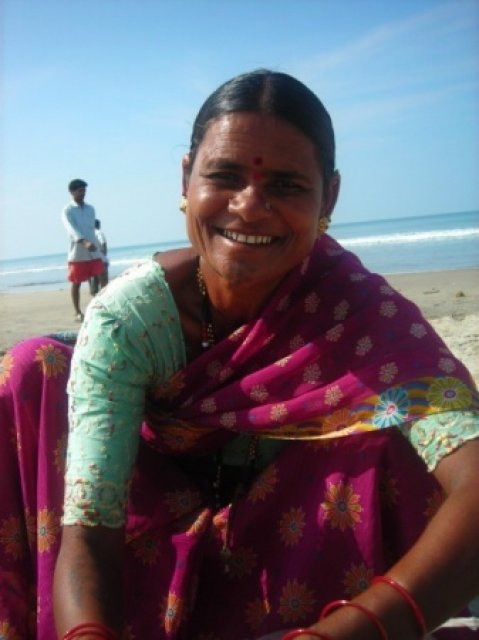 Моя пляжная подружка Соня, Индия