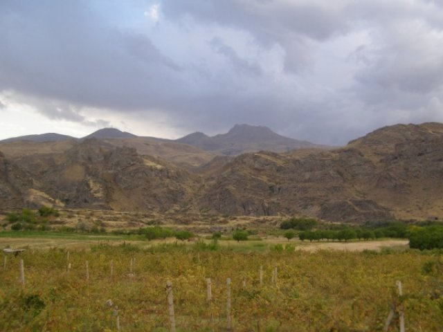 Армянские горы