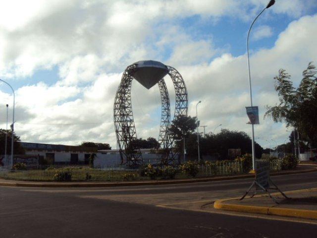 Диамант - символ Кайкары, Венесуэла