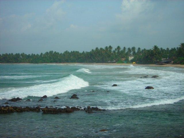 Пляж Мериссы, Шри-Ланка