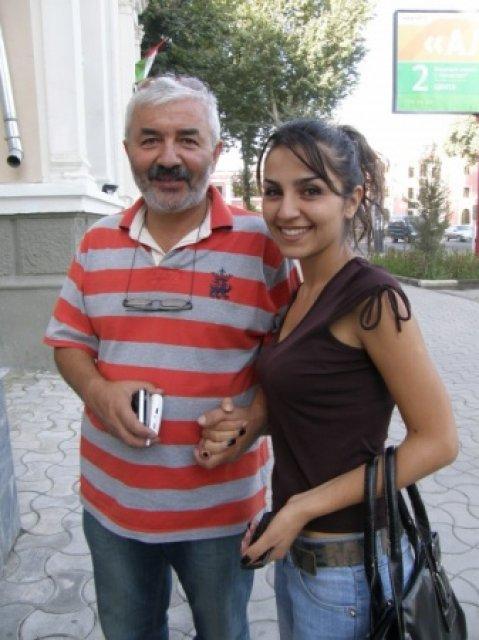 Шагар и его дочь