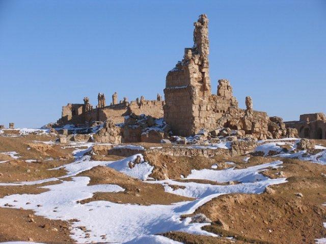 Расафа. Разрушена в 13-м веке.