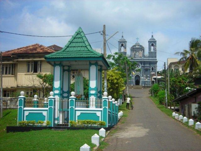 Христианская церковь, Шри-Ланка