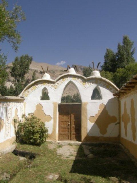 Дом-музей Муборака Ваханского