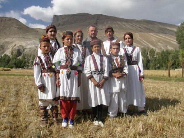 Ваханский хор песни и пляски