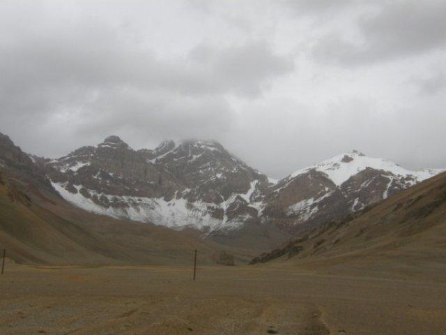 Горы Восточного Памира