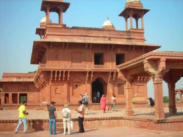 Фатихпур Сикри, Индия