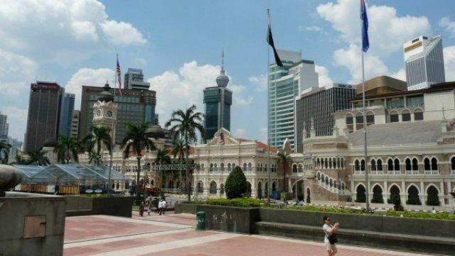 Центр Куала-Лумпур, Малайзия