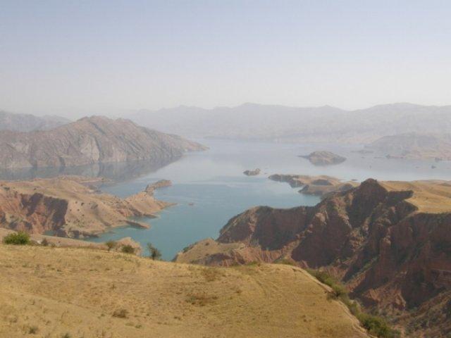 Нурекское озеро