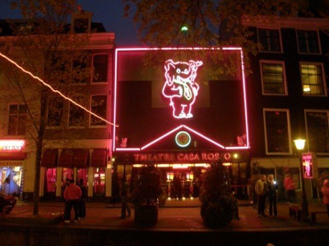 Каса Россо, Амстердам