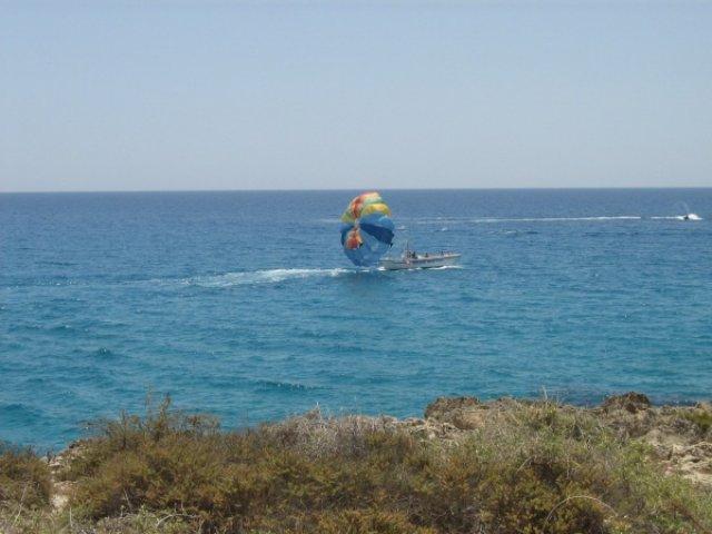 Водные виды спорта в Ларнаке, Кипр