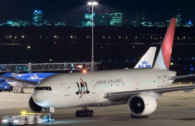Боинг 777, Японские авиалинии