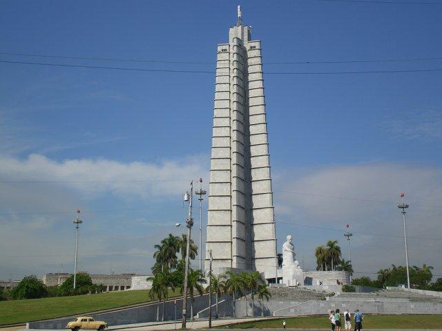 Памятник Хосе Марти, Гавана