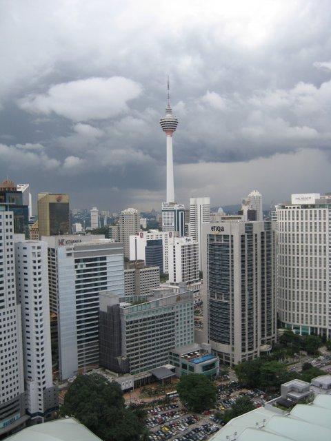 Телебашня Менара, Куала-Лумпур