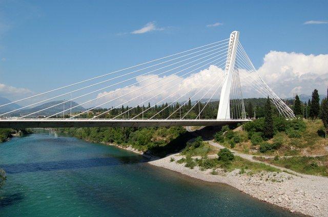 Мост Тысячелетия, Подгорица