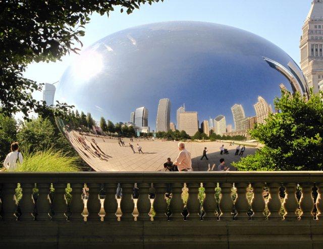 Миллениум-парк, Чикаго