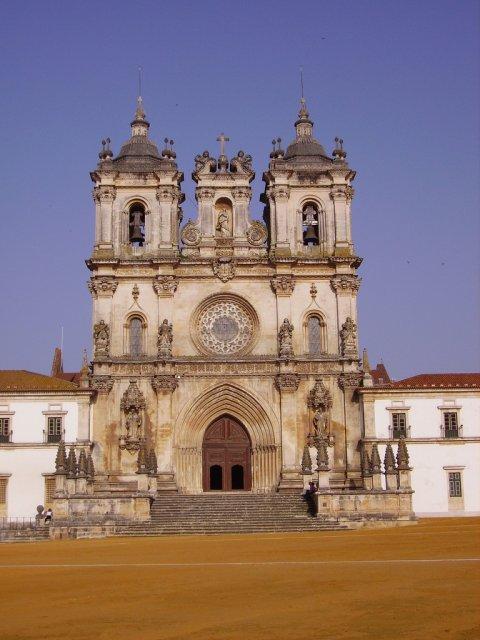 Монастырь Алькобака, Португалия