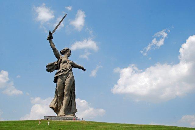 Родина-мать, Киев