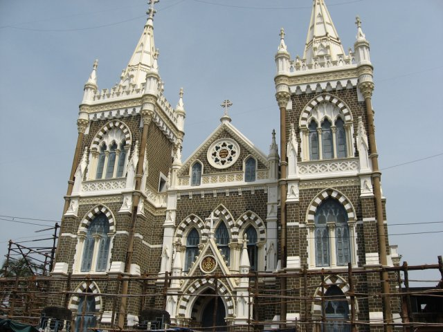 Церковь Маунт Мари, Мумбаи
