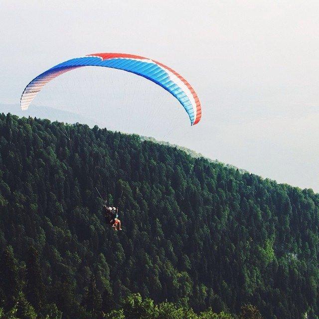 Гора Мамзышха, Абхазия