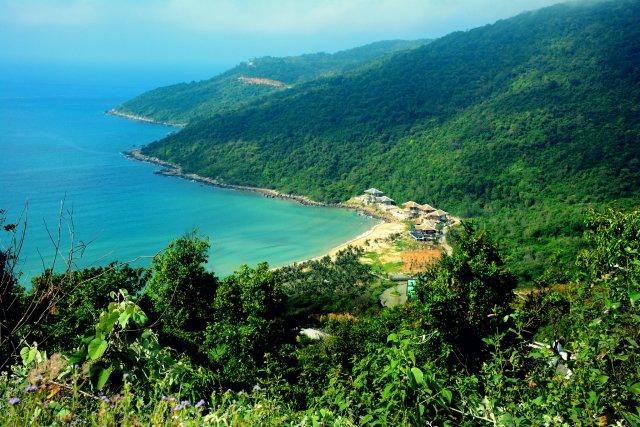 Гора Шонча, Дананг