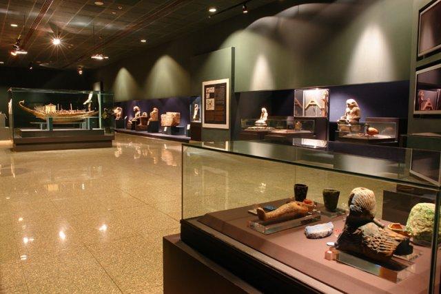 Музей мумификации, Луксор