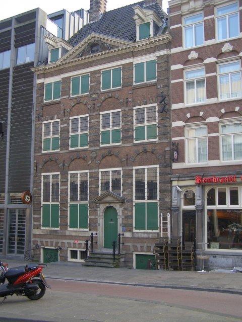 Дом-музей Рембрандта, Амстердам